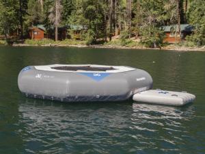 Aquaglide  Recoil 14 & 17 Water Trampoline