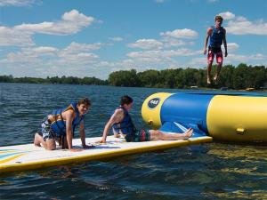 Rave Water Whoosh Activity Mat