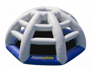 Aquaglide Thunderdome Climber and Slide