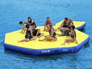 Rave Activity Island