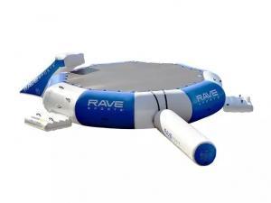 Rave Splash Zone Plus Bouncer