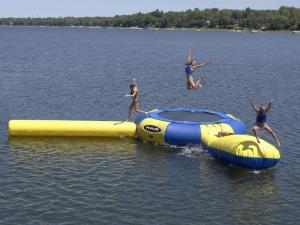 Rave Aqua Jump Water Park